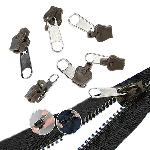 Universal Zipper Repair Instant Fix Slider Teeth Rescue