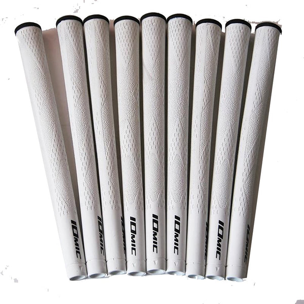 Hot New Golf Grips High Quality Rubber IOMIC Irons 10 Colors in Choice Pcs /lot Wood Free Shipping