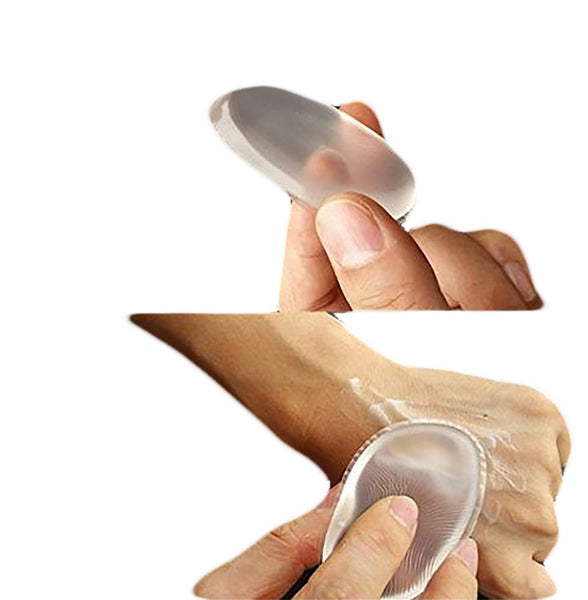 Soft Silicone Makeup Blender Foundation Sponge