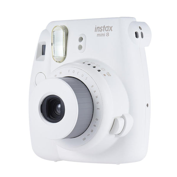 Fujifilm Instax Mini 8 Film Camera Photo Instant Pop-up Lens Auto Metering Christmas Gifts