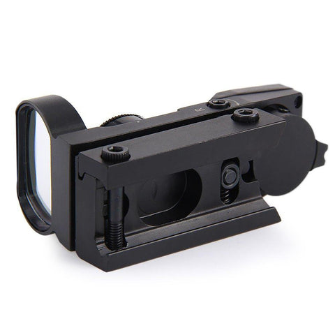 Rail Riflescope Holographic Red Dot Sight Reflex Tactical Gun Accesorie Hunting Airsoft Optic 4 Rectile 11mm/20mm