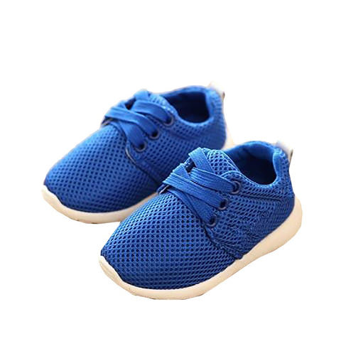 Unisex Baby's 0-3 years Sport Sneakers Walking Canvas Casual