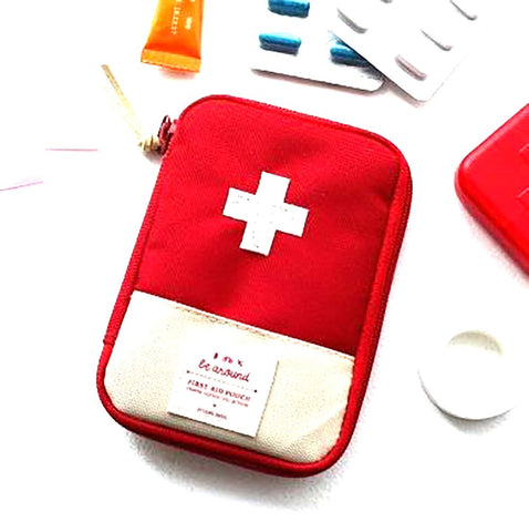 Useful 1 Piece Portable Outdoor Camping Home First Aid Emergency Medical Kit Survival Bag Hunt Travel Bag