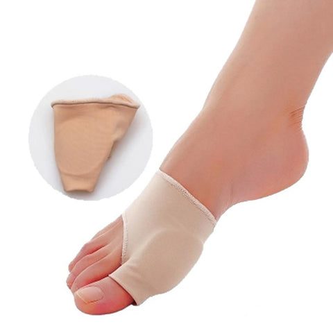 2pcs Foot Toe Separator Care Tool Thumb Valgus Protector Bunion Adjuster Pain Relief Straighten Bent Toes Feet