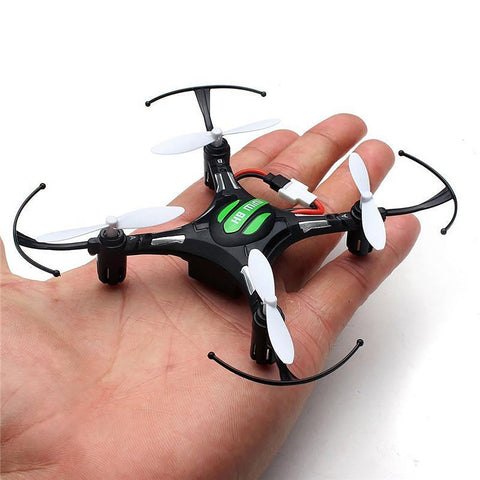 Mini Headless Helicopter 6 Axle Quadcopter Remote Control Toy