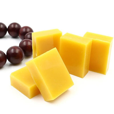 100% Organic Beeswax 15G Cosmetic and Wood Maintenance