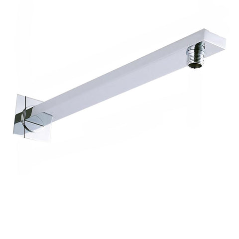 Shower Wall Mounted Arm Fixed Connecting Pipe Solid Brass