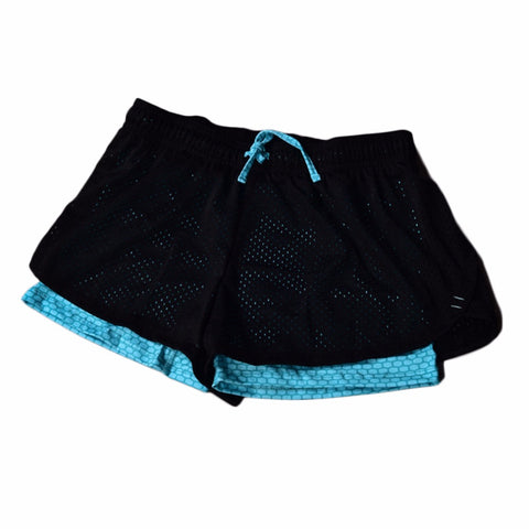 Women's Shorts with Thights 2 in 1 for Running Gym Sport Fitness