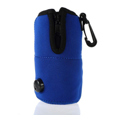 12V Portable DC Car Baby Bottle Warmer Heater Cover Food Milk Travel Cup Covers 100% New