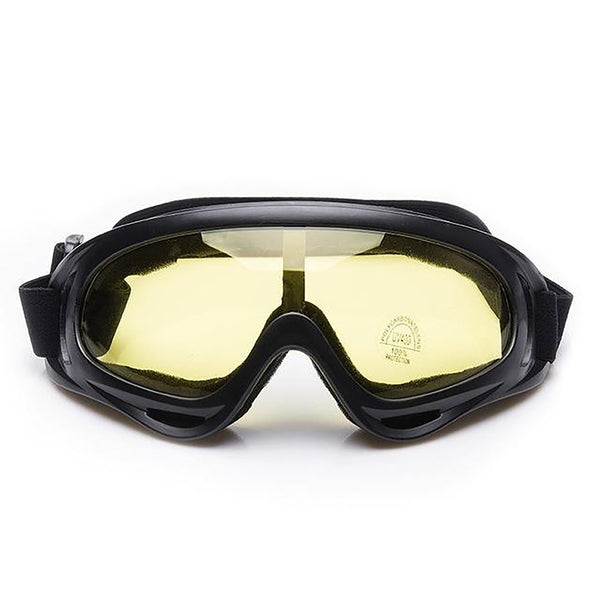 Unisex Adult's Goggles Anti-fog Windproof Dustproof UV400 for Skiing Snowboarding Skating