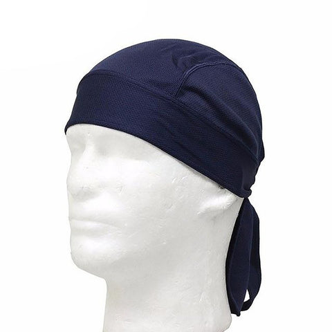 5 Color Outdoor Sports Quick Dry Cycling Cap Headscarf Headband Bicycle Men Riding Bandana Pirate Hat Free Shipping$