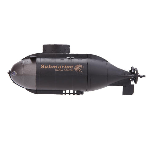Mini Submarine Boat Toy Remote Control RC Racing with 40MHz Transmitter