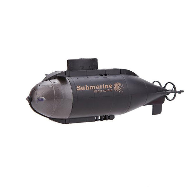 777-216 Mini Remote Control RC Racing Submarine Boat Toys with 40MHz Transmitter