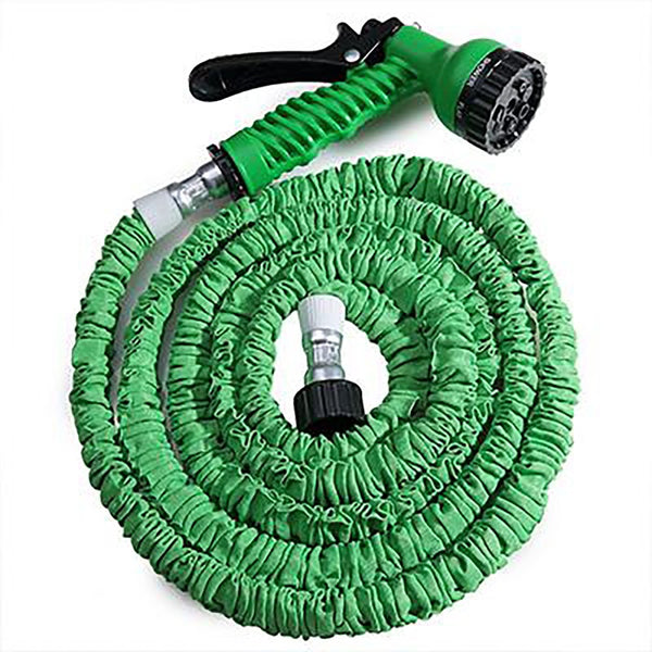 Hot Selling 25FT-200FT Garden Hose Expandable Magic Flexible Water EU Plastic Hoses Pipe With Spray Gun To Watering