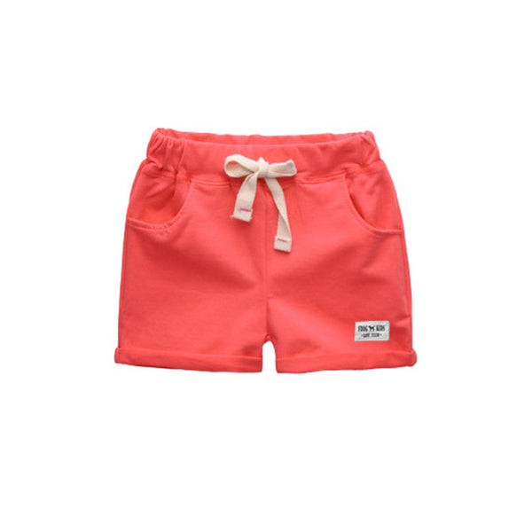 VIDMID Baby Boys Shorts Trousers Kids Knee Length Children's Cotton 1001 09