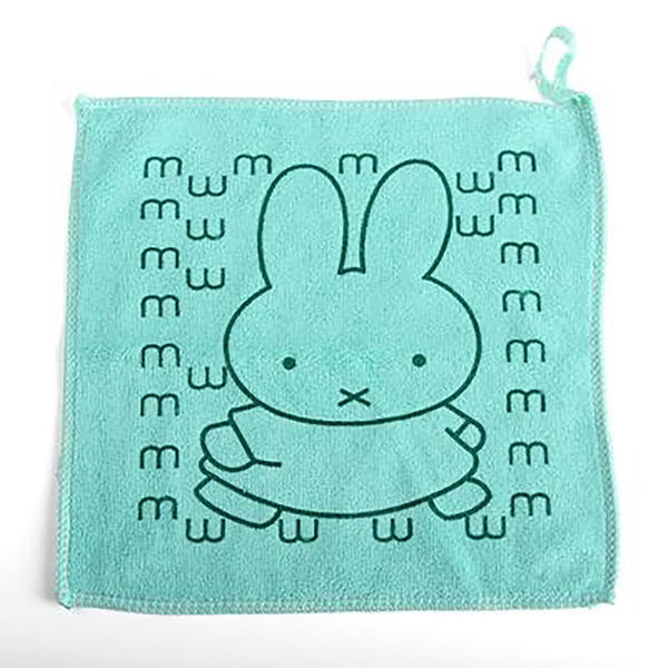 25*25cm Cute Baby Face Towel Microfiber Absorbent Drying Bath Beach Washcloth Swimwear Cotton Kids