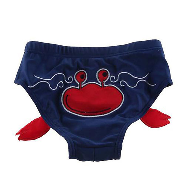 Unisex Kid's Swim Diaper Summer Cartoon Design
