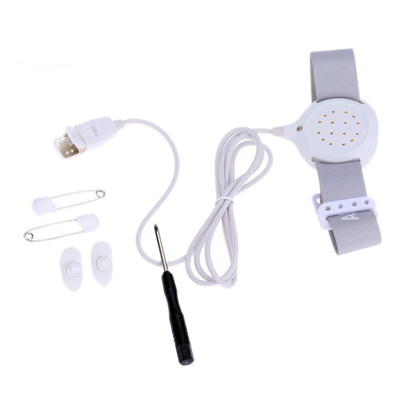 High Quality Convenient Professional Arm Wear Bedwetting Sensor Alarm For Baby Toddler Children Potty Training Sleeping Enuresis