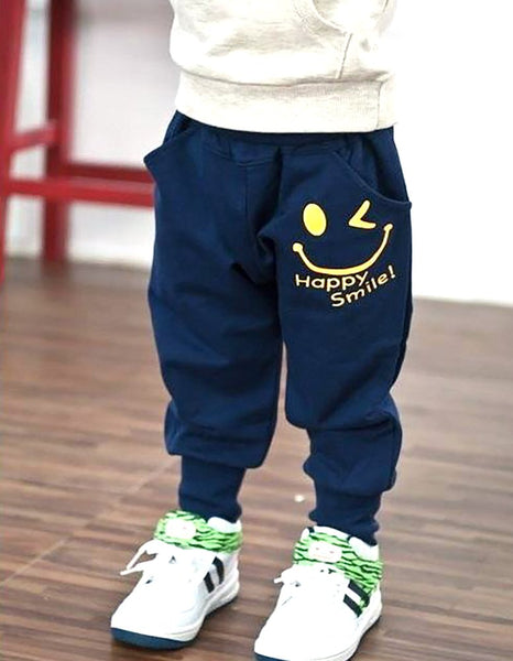 Unisex Kid's Pants Sport Harem Cotton Casual Spring Autumn