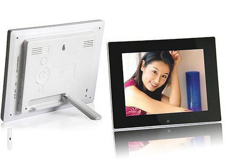 LCD Digital Photo Frame 10.2inches with Mp3, Video Play, and Wireless Remote Control Support