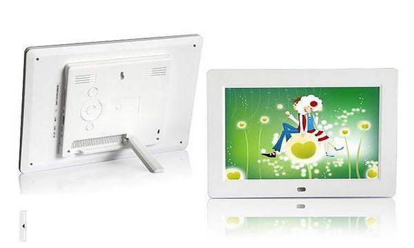 Free Shipping 10.2 Inch LCD Digital Photo Frame Support Mp3, Video Play with Wireless Remote Control