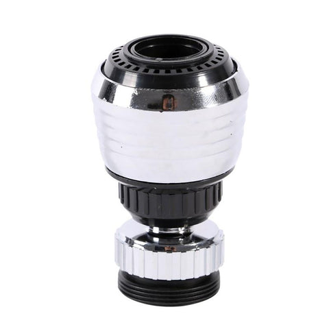 360 Degree Kitchen Sprayers Water Bubbler Swivel Head Saving Tap Faucet Aerator Connector Diffuser Nozzle Filter Mesh Adapter