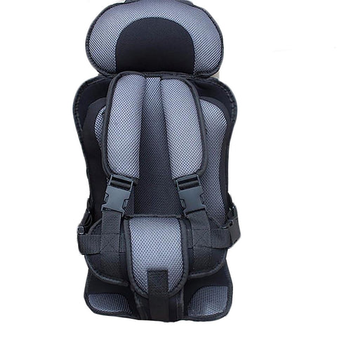 Kid's Adjustable Car Seat 6 Months-5 Years Travel Portable Automobile Chair
