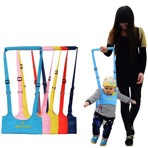 New Arrival Baby Walker,Baby Harness Assistant Toddler Leash for Kids Learning Walking Belt Child Safety