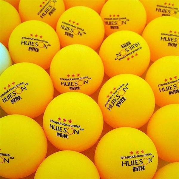 Ping Pong Balls Amateur Advanced Training 3-Star 40mm 2.8g 30pcs/lot