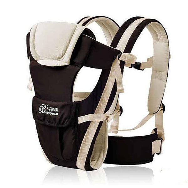 Beth Bear 0-30 Months Breathable Front Facing Baby Carrier 4 in 1 Infant Comfortable Sling Backpack Pouch Wrap Kangaroo New
