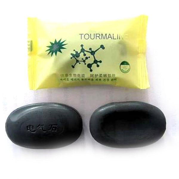 Tourmaline Soap Personal Care Face Body Beauty Healthy