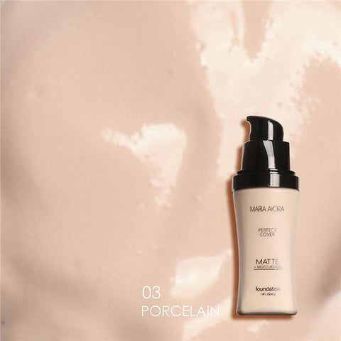 Face Foundation Base Liquid Cream Whitening Moisturizer Oil-control SPF-15