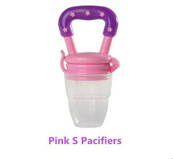 Baby Pacifier S-L Size Silicone Molar Gum Juice Safe Supplies Nipple Complementary Feeding Teat Bottles