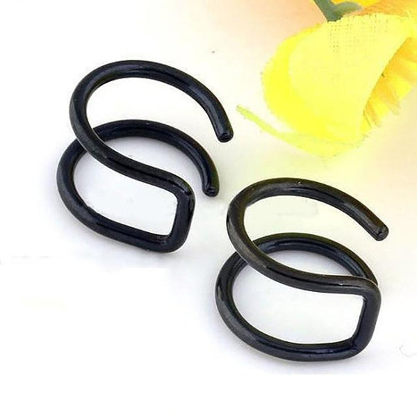 Clip-on Earrings Non-piercing Earcuff