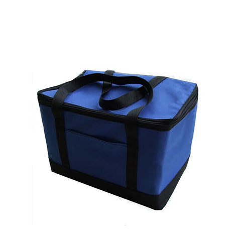 2016 New Cooler Bag Folding Insulation Large Meal Package Lunch Picnic Thermal Insulated Waterproof Bolsa Termica