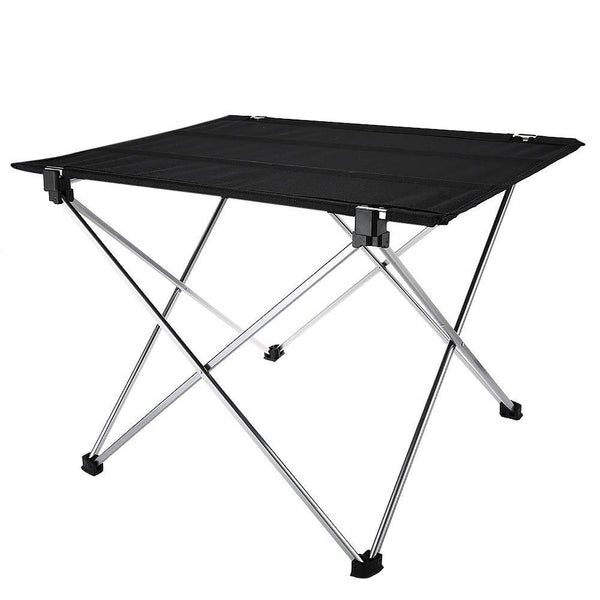 Portable Outdoor Folding Table Desk Aluminium AlloyNylon Waterproof Ultra-light Durable Foldable For Camping Picnic