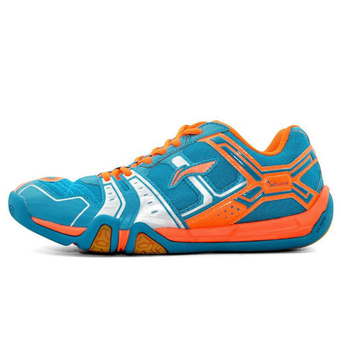 Li-Ning Men's Saga Light TD Badminton Shoes Training Breathable Anti-SlipperySneakers LiNing Sport AYTM085 XYY061
