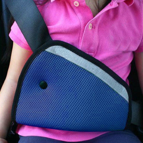 Car Safety Seat Belt Padding Adjuster For Children Kids Baby Protection Soft Pad Mat Car Seat Belt Strap Cover