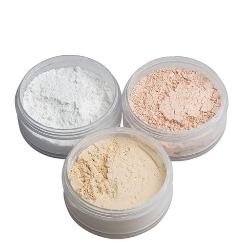 Smooth Loose Powder Makeup Transparent Finishing Waterproof Cosmetic Puff For Face