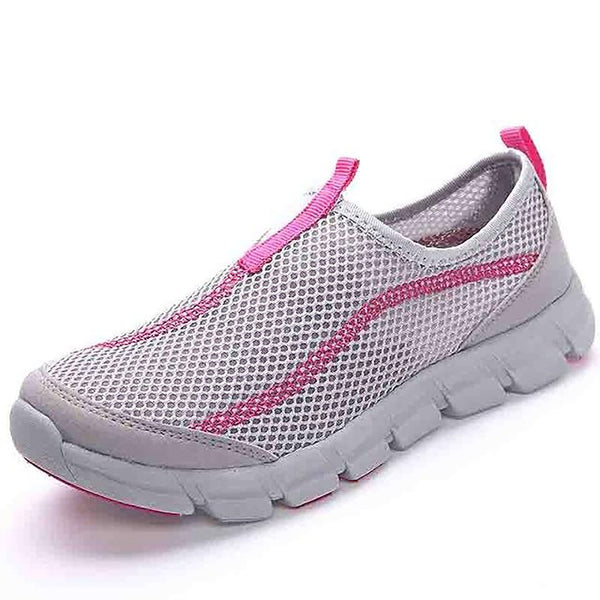 Women's Sneakers Comfortable Summer Breathable Air Mesh Super Light Walking