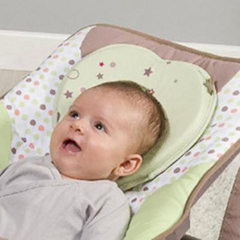 Newborn's Pillow Sleep Positioner Anti-roll Flat Head Protection