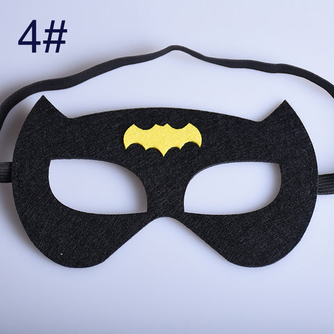 Superhero Adult Mask for Halloween