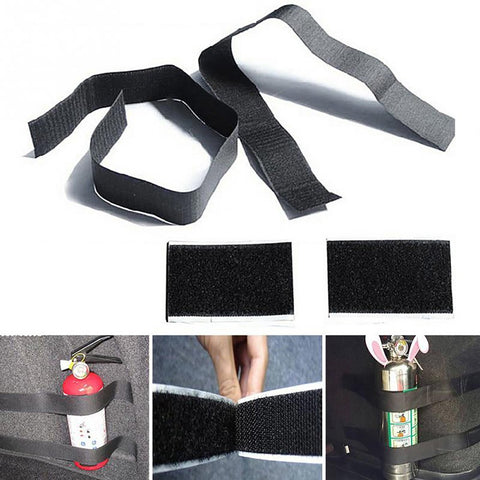 Car Trunk Store Content Bag Storage for Fire Extinguisher 4pcs/set