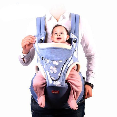 Baby's Ergonomic Carrier Backpack Sling Kangaroo Wrap