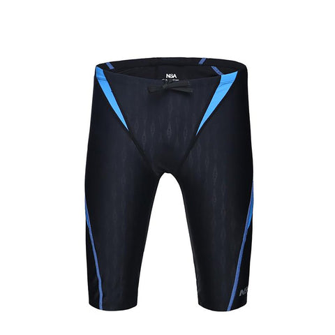 Men's Swimming Shorts Professional Competition Sharkskin