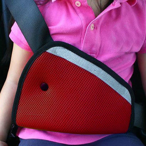Children's Car Seat Belt Padding Adjuster Soft Protection Safety