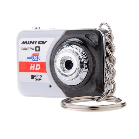 Portable Digital Camera Ultra HD Mini 32GB TF Card with Mic Video PC DV Shooting Recording