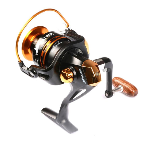 Fishing Spinning Reel 12+1 Bearing Balls Reel Super Strong Fishing 5.5:1 Carp Spinner For