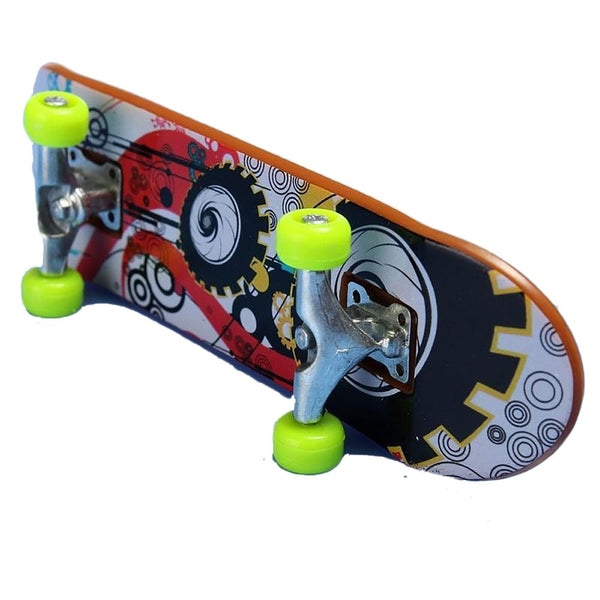 2Pcs Kids Children Fingerboard Toy Truck Mini Finger Skateboard Boy Gift