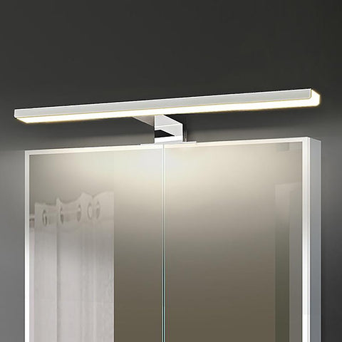 Fensalir 5W/6W Led Mirror Light Wall Mounted Bathroom Lamp AC110-220V Aluminum+ABS+Acryl 30/40/50 CM Indoor ML002-300A